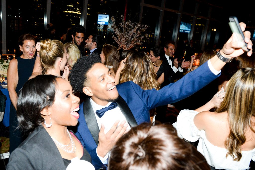 Kayla Middleton, Jermaine Christian. NEW YORKERS FOR CHILDREN ANNUAL SPRING DINNER DANCE TO BENEFIT YOUTH IN FOSTER CARE PRESENTED BY CHLOÉ