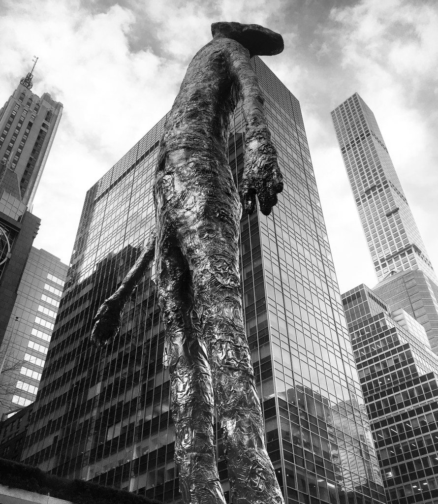 Sculpture, 5th Ave, 2016