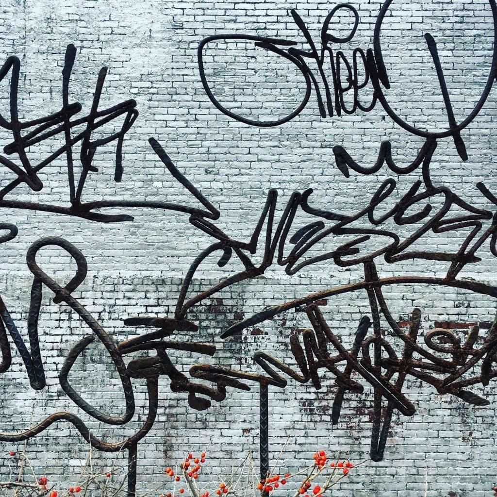 Art Installation, High Line