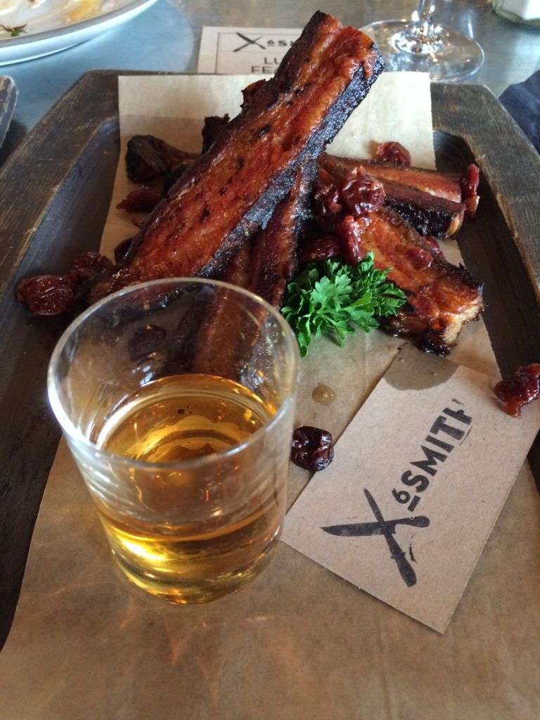 6Smith's Bacon and Bourbon. Photo by Ryan Leeds