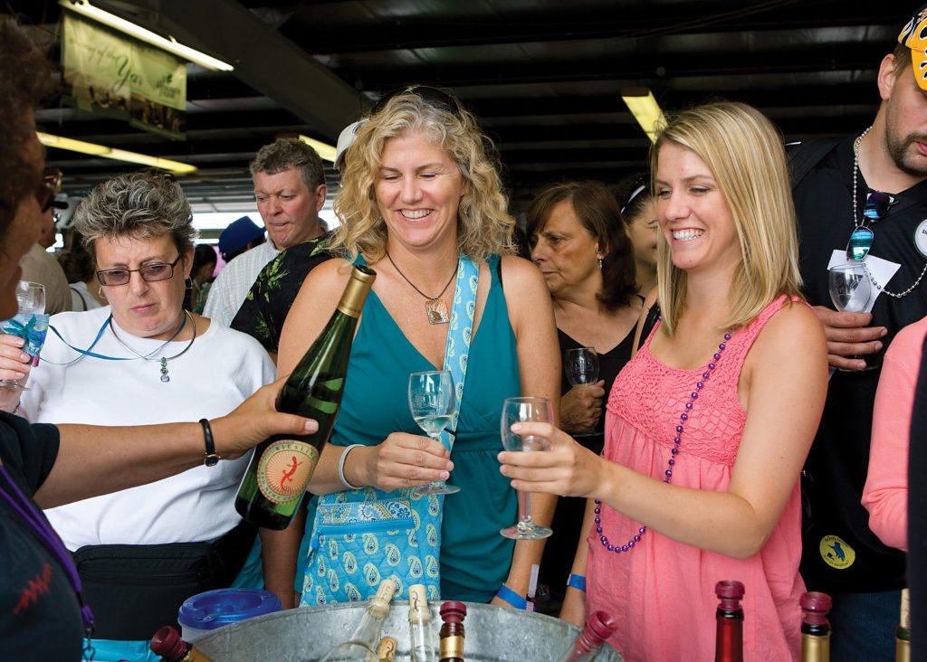 Credit: Finger Lakes Wine Fest