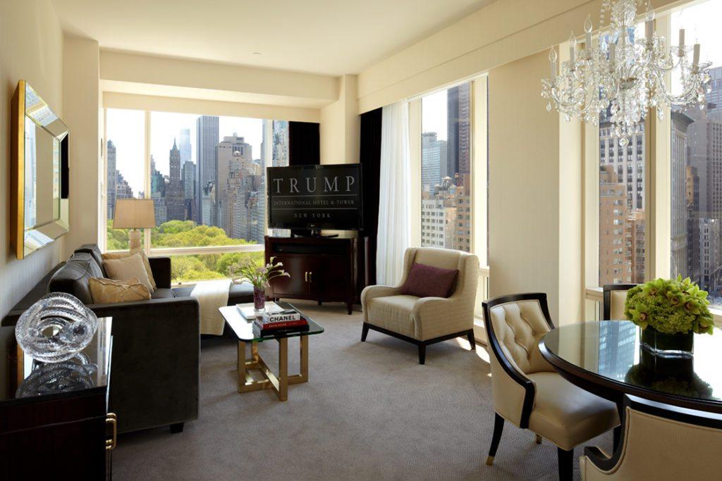 Credit: Trump International Hotel & Tower New York