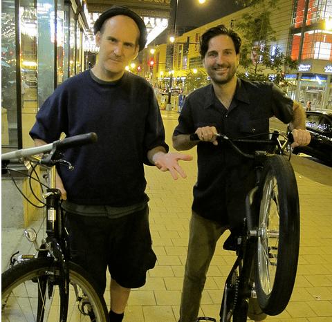 Credit: Bicycle Film Festival