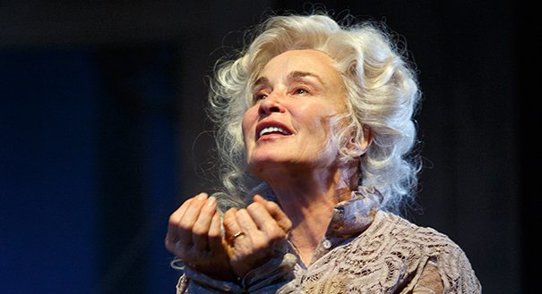 Jessica Lange. LONG DAY'S JOURNEY INTO NIGHT. Photo by Joan Marcus
