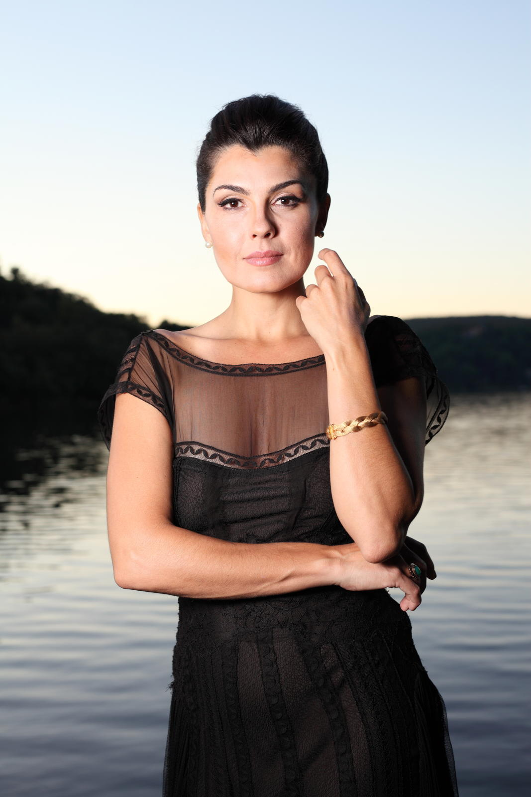 Angelica de la Riva. Photo by Alcir N. Silva
