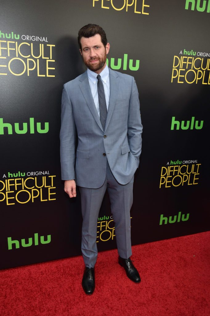 NEW YORK, NY - JULY 11:  Actor Billy Eichner attends the Hulu Original Difficult People premiere at Metrograph on July 11, 2016 in New York City.  (Photo by Bryan Bedder/Getty Images for Hulu)