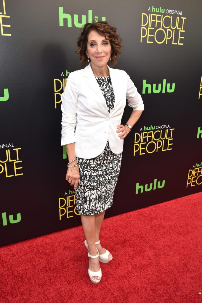NEW YORK, NY - JULY 11:  Actress Andrea Martin attends the Hulu Original Difficult People premiere at Metrograph on July 11, 2016 in New York City.  (Photo by Bryan Bedder/Getty Images for Hulu)