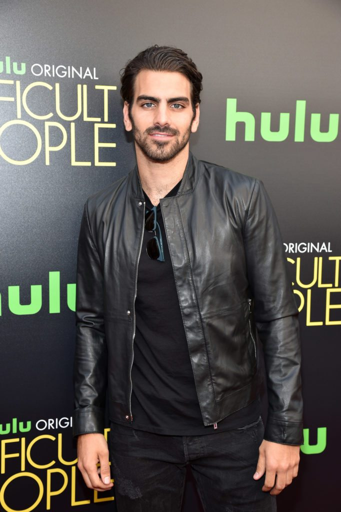 NEW YORK, NY - JULY 11:  Actor Nyle DiMarco attends the Hulu Original Difficult People premiere at Metrograph on July 11, 2016 in New York City.  (Photo by Bryan Bedder/Getty Images for Hulu)