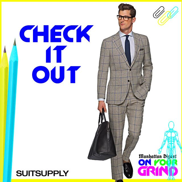 On Your Grind Men's Style