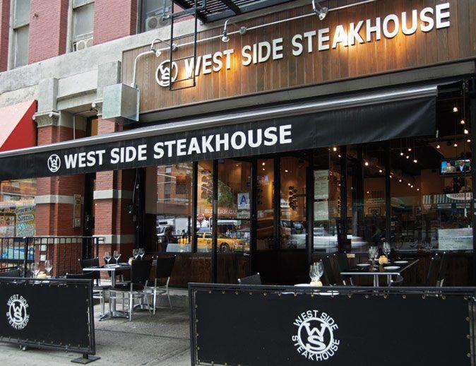 Credit: West Side Steakhouse