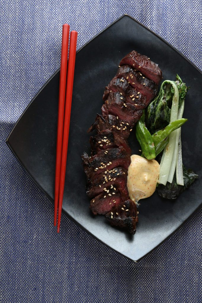 Yoskoku Steak. Credit: Todd Coleman