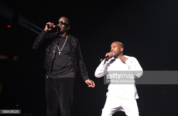 performs during Puff Daddy and Bad Boy Family Reunion Tour at Madison Square Garden on September 4, 2016 in New York City.  Credit: Dimitrios Kambouris/Getty Images