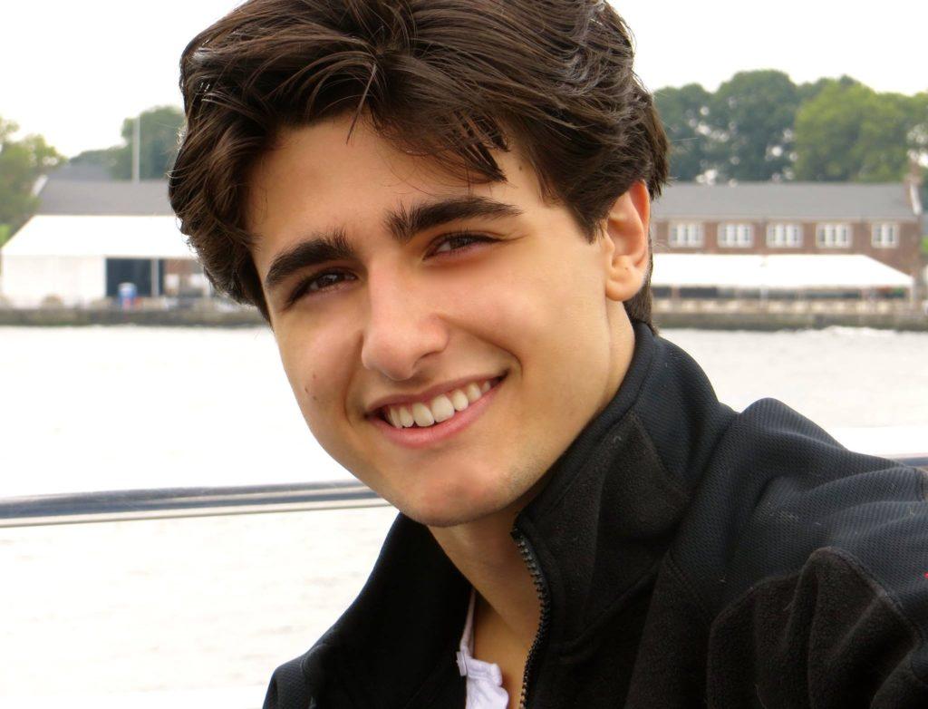 Giuseppe Bausilio. Photo courtesy of SLS Public relations