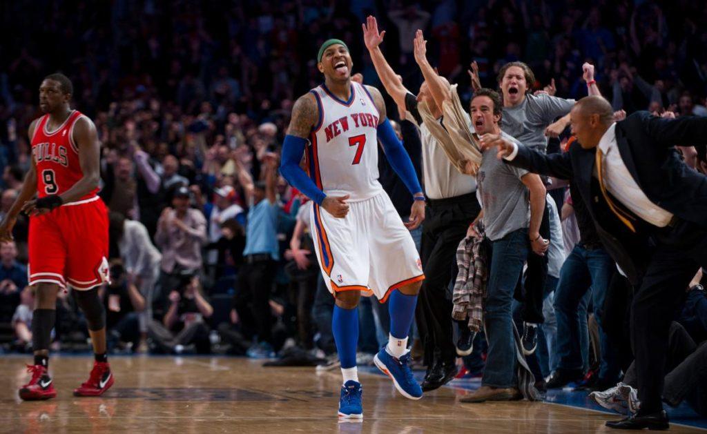Knicks, New York Knicks