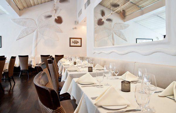 Restaurants, Pampano NYC