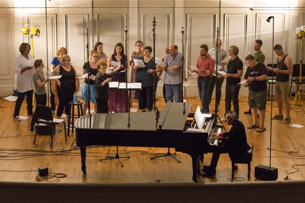 SEASON OF LIGHT; with Essential Voices USA, Judith Clurman, music director; Lee Musiker, Piano. PHOTO CREDIT - Richard Termine