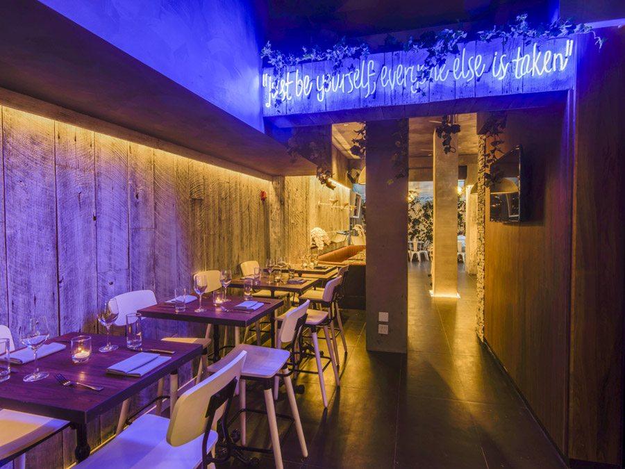 Shay & Ivy, Restaurants