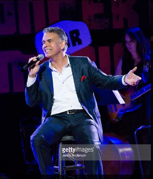 Brian Stokes Mitchell. Photo by Getty Images/Jenny Anderson