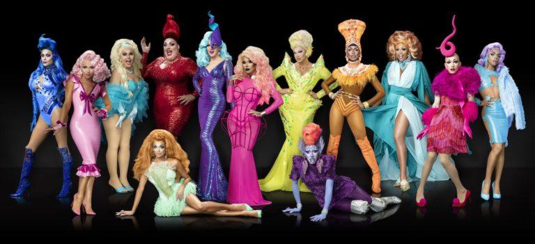 Lady Gaga, Gaga, Drag Race Season 9, RuPaul's Drag Race Season 9, Valentina