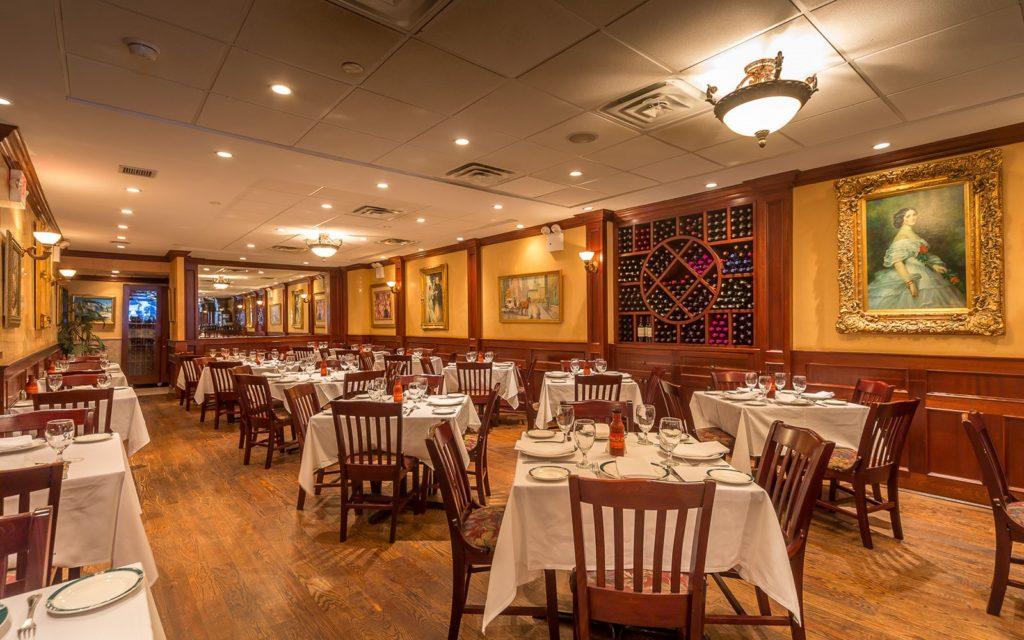 Dining Room. Photo courtesy of Ben & Jack's Steakhouse.