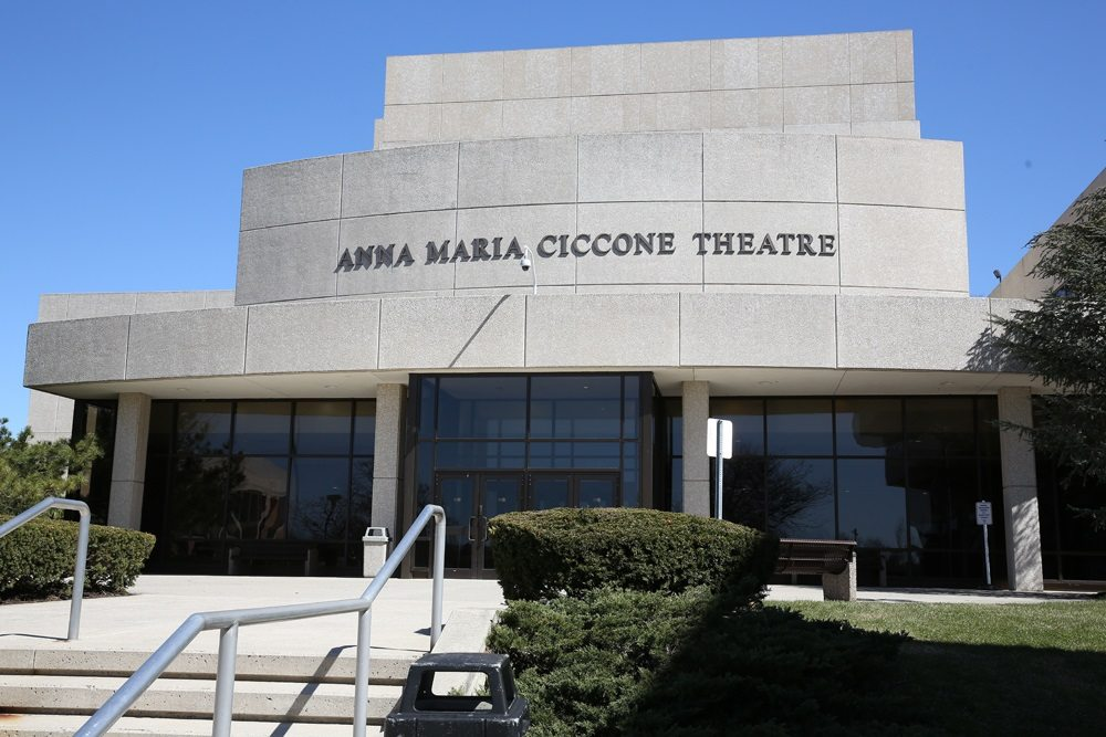 Ciccone Theater. Photo by Carol Rosegg.