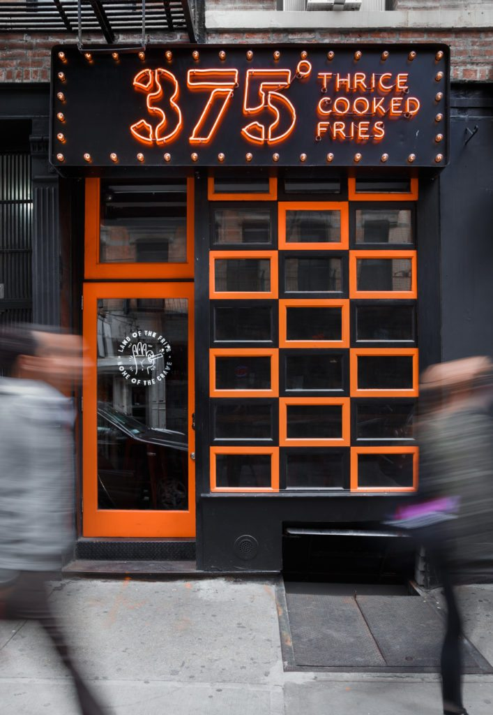 375° Thrice Cooked Fries